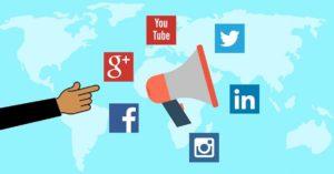 Tipos de tráfico en el Marketing Digital, trafico de rede sociales