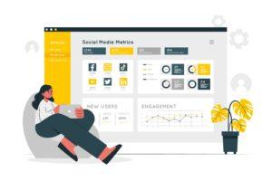 kpi para redes sociales